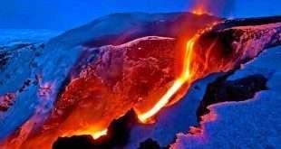 Fiume di lava