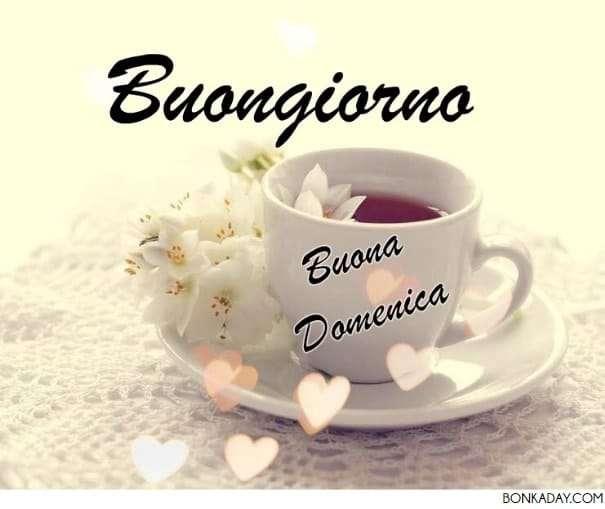Buongiorno e buona domenica 21 foto for Foto buongiorno amici