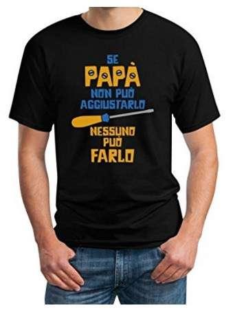 Maglietta divertente per papà