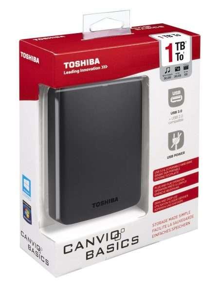 Toshiba HDD Esterno,
