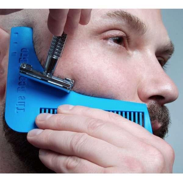 pettine per barba