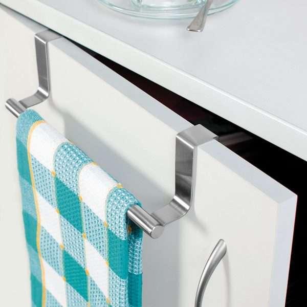 90 idee per la cucina da regalare o regalarsi for Porta asciugamani ikea