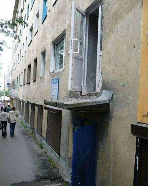 Divertenti Costruzioni assurde