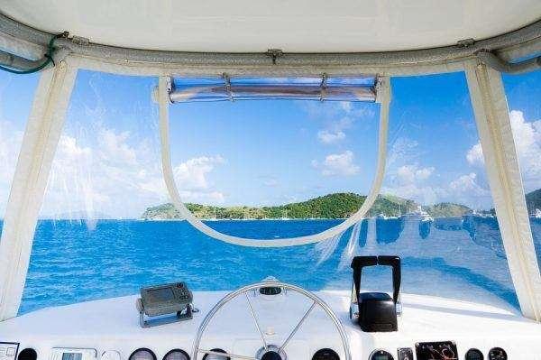 In barca al Mare