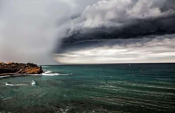 Brutto tempo - Mare