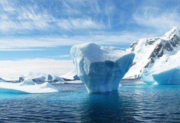 Iceberg in alta risoluzione