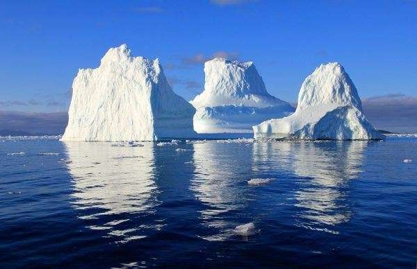 Mare Ghiaccio Polo Nord - Polo Sud