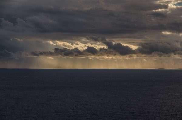 Mare e nuvole