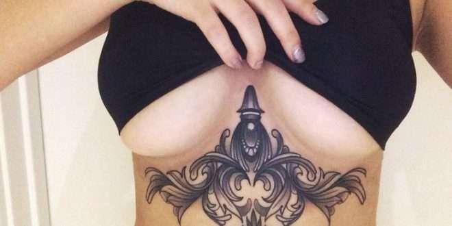 Tatuaggi sexy per donne