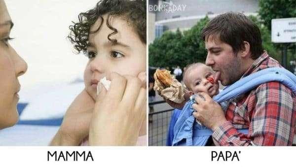 Papà divertenti