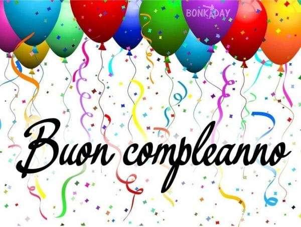 Favoloso Frasi e Immagini di Buon Compleanno (+50 Foto) | Bonkaday.com XX47