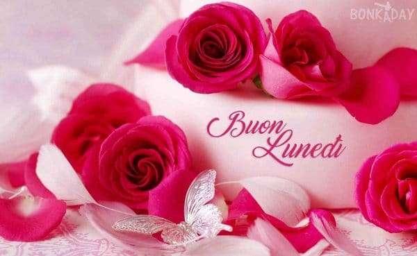 Buon lunedì immagini romantiche per amore