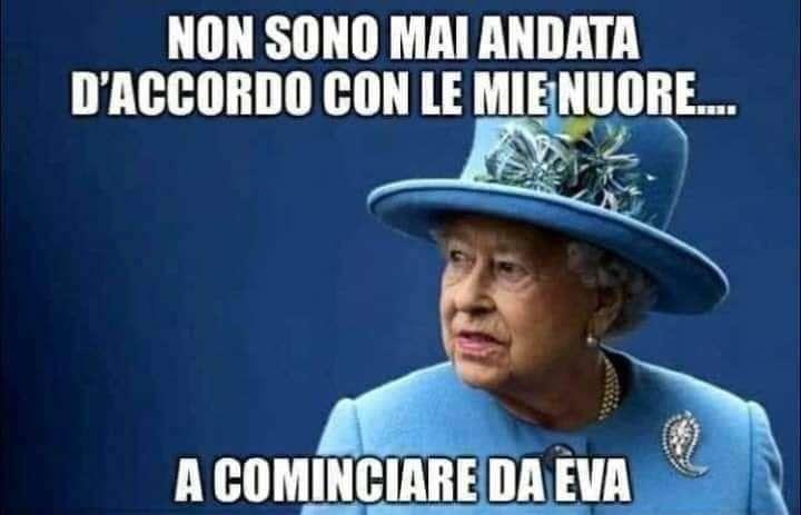 immagini divertenti regina Elisabetta